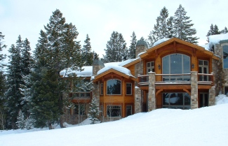 Luxury Ski House