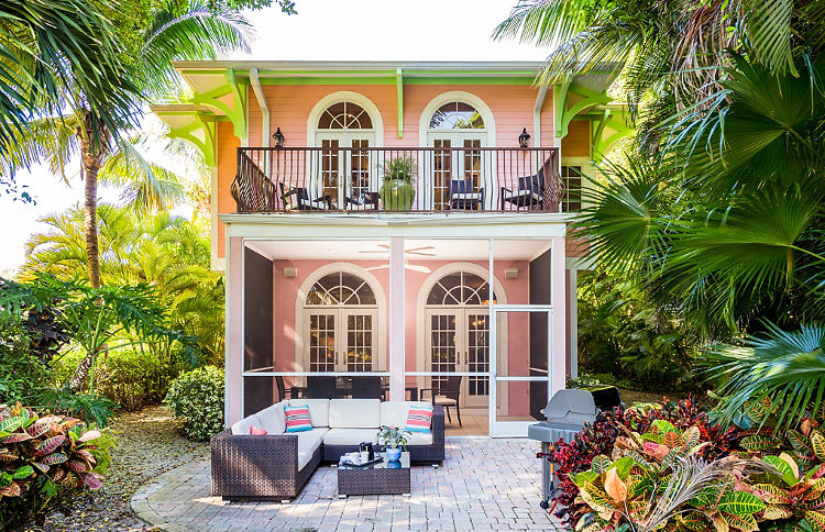 Equity Residences Captiva Island outdoor