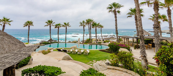 Equity Estates, Cabo san Lucas pool