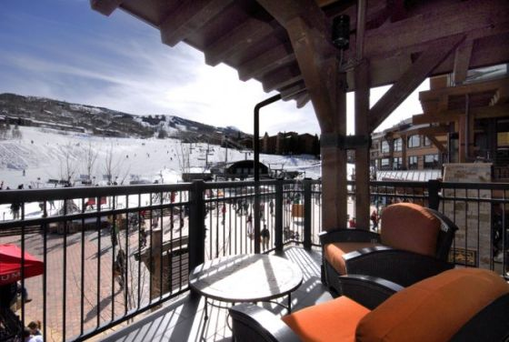Equity Estates Snowmass Deck