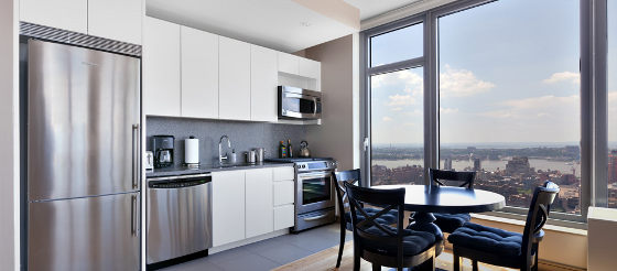 Equity Estates NYC Kitchen
