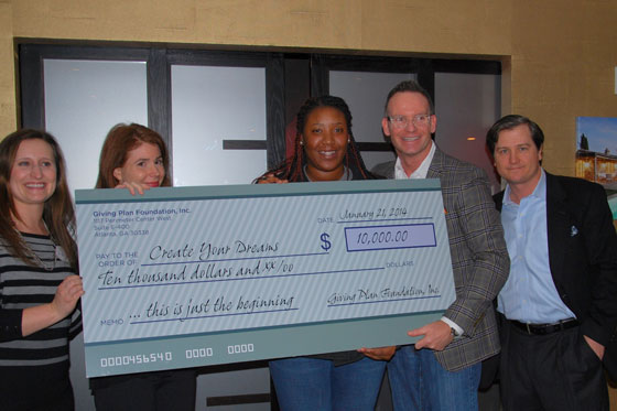 G2G Create Your Dreams Check Presentation