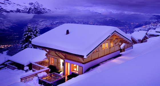Hideaways Swiss Chalet