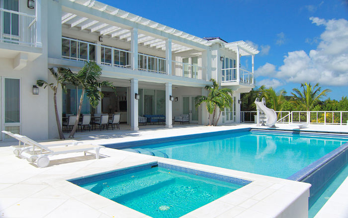 Quintess Villa Turks and Caicos