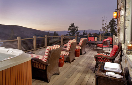 Quintess Home Deer Valley view