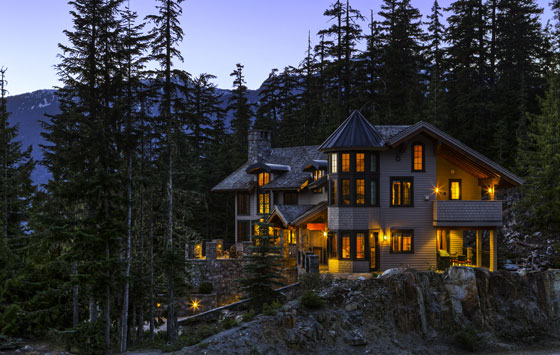 Inspirato Destination Whistler Res ChateauMondeau