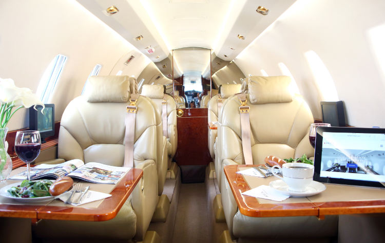Delta Private Jets Sky Access Program