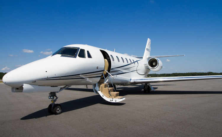 flyExclusive Citation Sovereign
