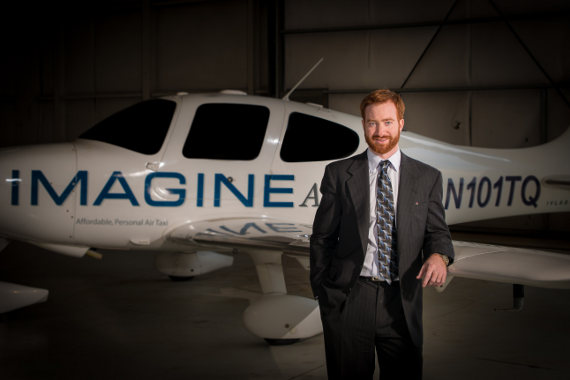 ImagineAir Ben Hamilton