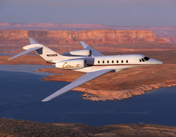 NetJets Citation X