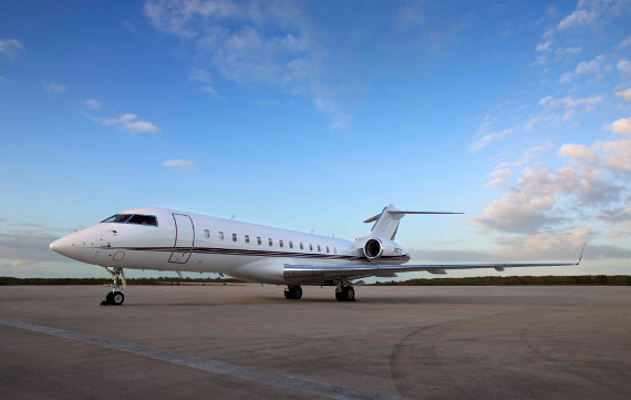 NetJets Signature Global 6000