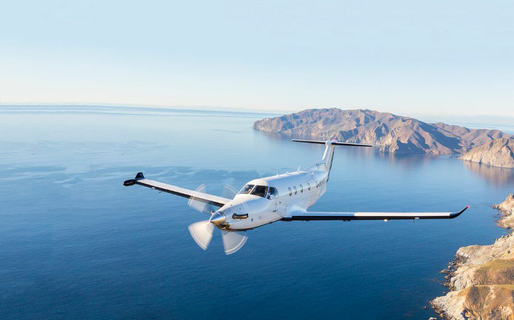SurfAir PC12